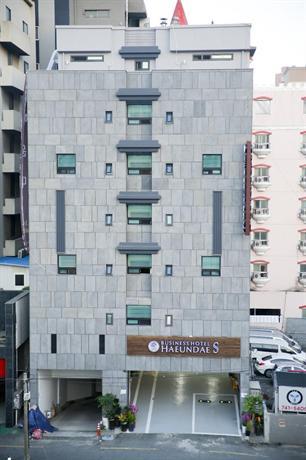 Haeundae Business Hotel S