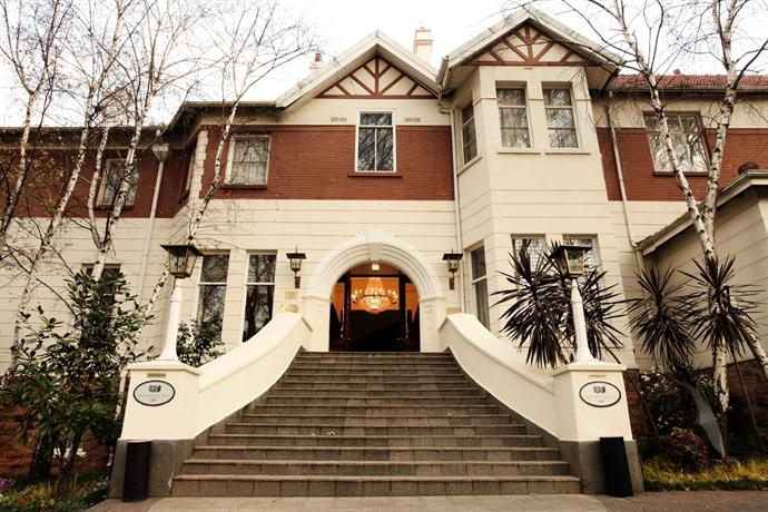 Sunnyside park hotel hotels johannesburg for 32 princess of wales terrace