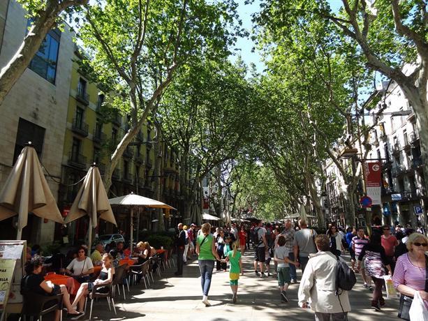 Offerte Hotel Barcellona Ramblas
