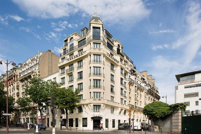 Terrass' Hotel Montmartre by MH