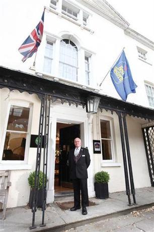 Best Western Henbury Lodge Hotel Bristol