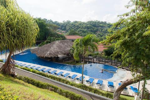 Villas sol hotel beach resort playa hermosa compare deals for Villas sol playa hermosa