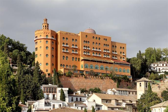 فنادق في غرناطة، أسبانيا/ hoteles en Granada, España/ hotels in Granada, Spain/ hotels à Grenade, Espane/ HI240867461