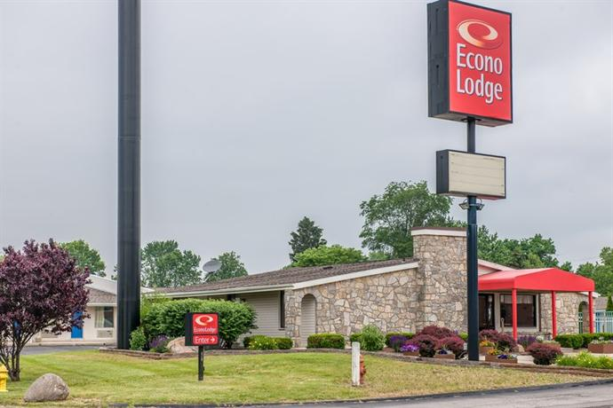 Econo Lodge Richmond Indiana