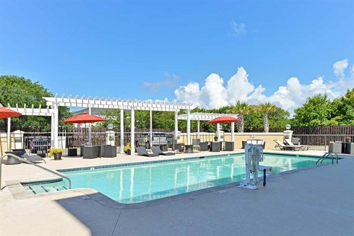 Hampton Inn Suites Atlantic Beach Pine Knoll Shores