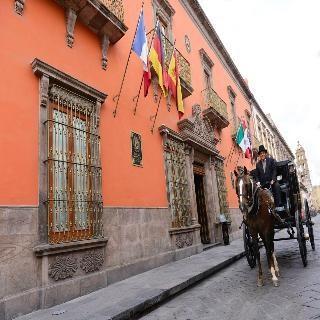 Quinta Real Palacio de San Agustin