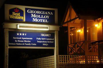 Augusta's Georgiana Molloy Motel