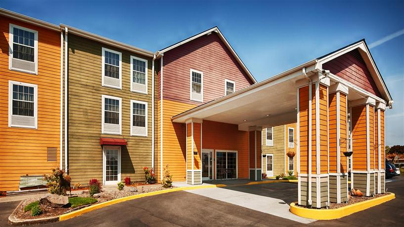 Best Western Woodburn Inn