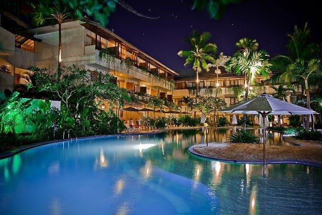 The breezes bali resort spa seminyak compare deals for Bali spa resort