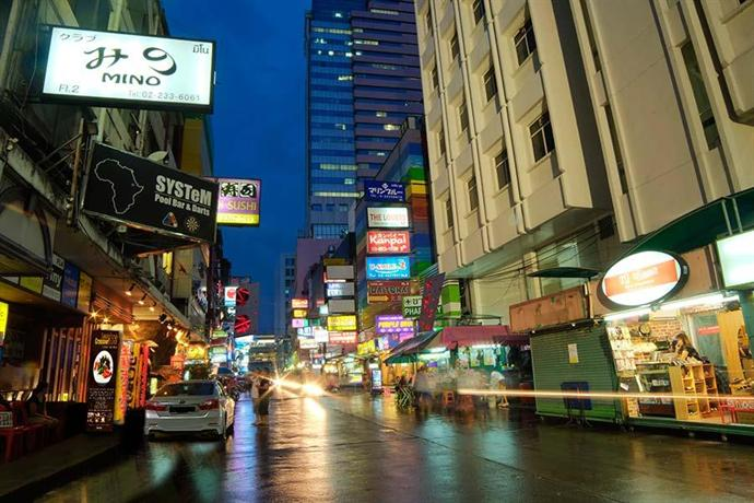 The Raya Surawong - Bangkok