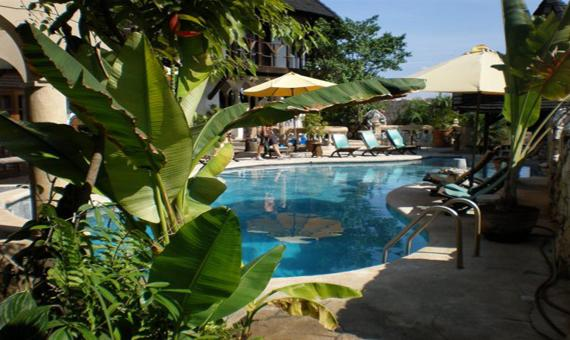 Guest Friendly Hotels in Puerto Galera - Tropicana Castle Dive Resort