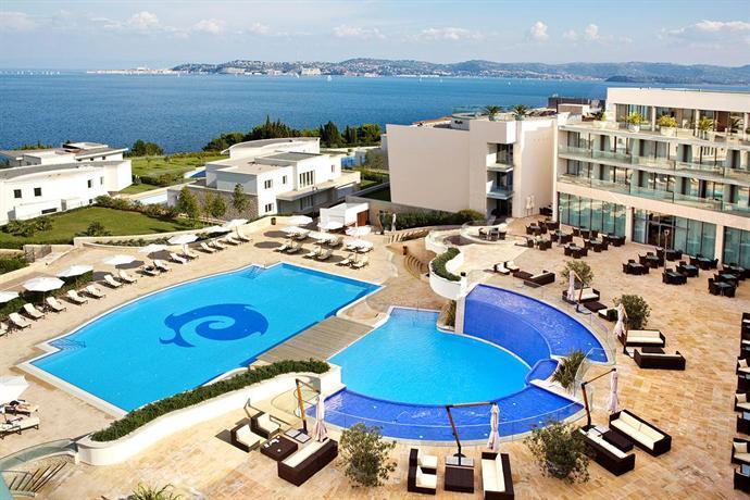 Kempinski Hotel Adriatic Istria Croatia Savudrija
