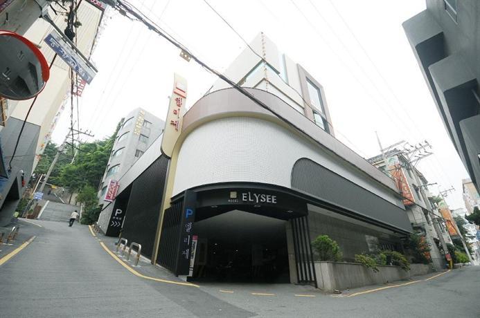 Elysee Hotel Busan