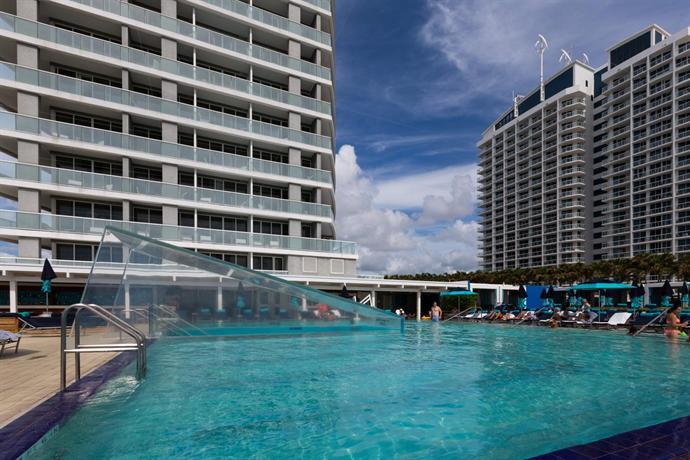 Pelicanstay in W Hotel Ft Lauderdale
