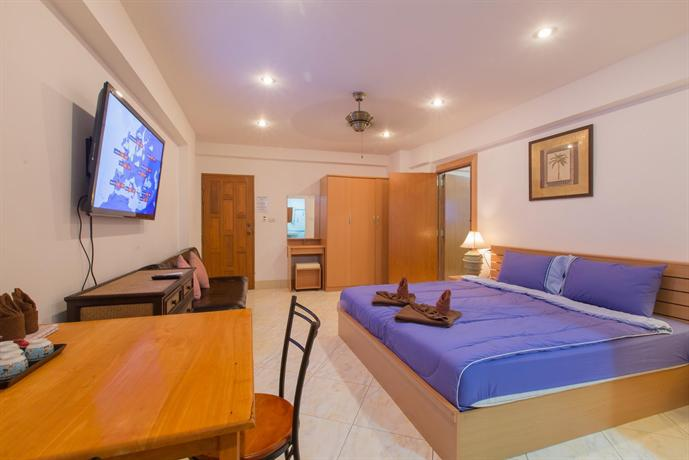 Patong studio apartments compare deals for Patong apartments