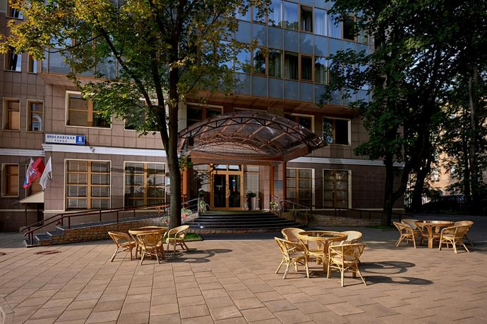 D Hotel Moscow