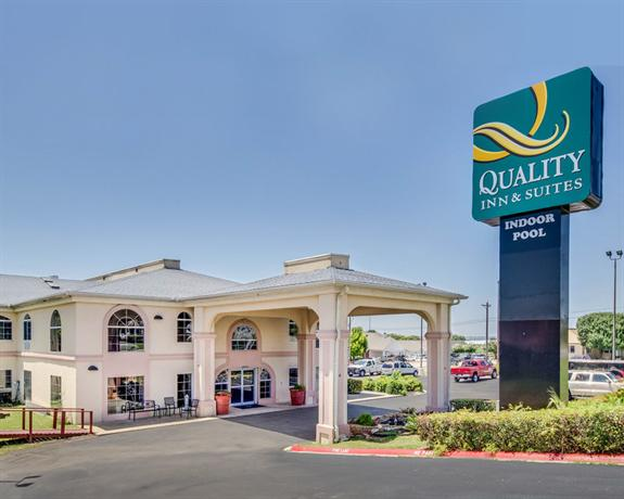 Quality Inn & Suites Kerrville