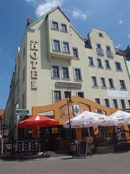 Hotel Restauracja Podzamcze Szczecin