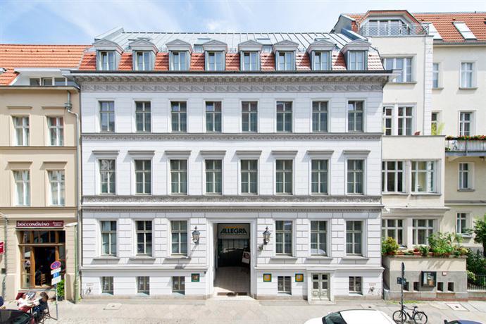 Hotel Allegra Berlin Germany