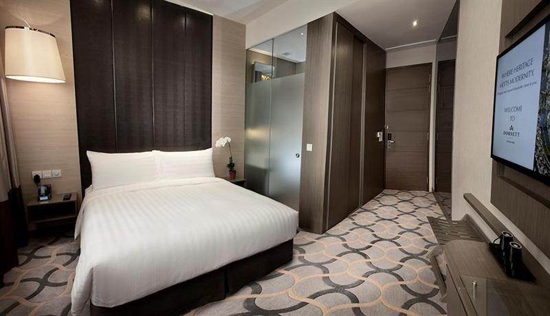 Dorsett singapore compare deals for Design hotel 2017