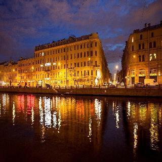 Asteria Hotel St Petersburg