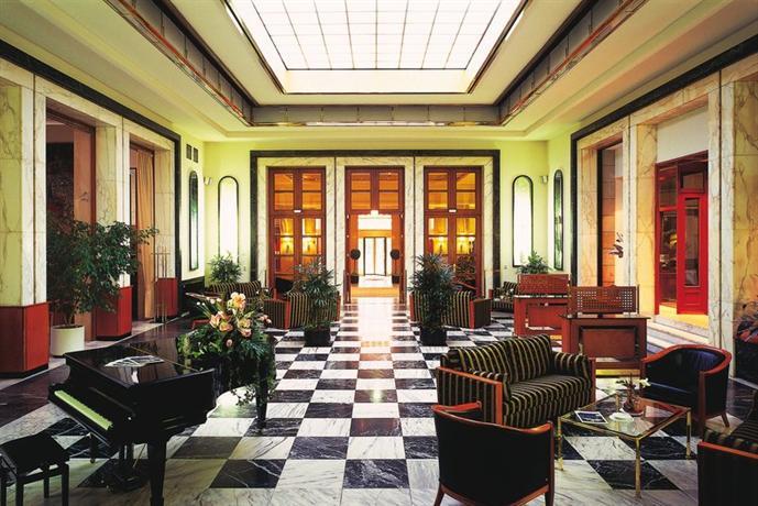 Hotel Chemnitzer Hof Theaterplatz