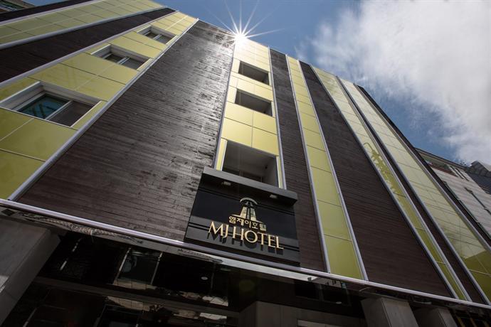 MJ Hotel Jeju
