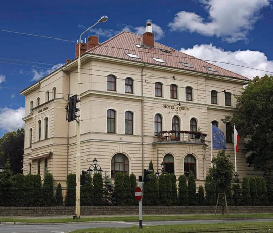 Hotel Atrium Szczecin