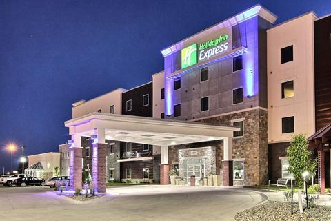 Holiday Inn Express Fargo SW I94 Medical Center