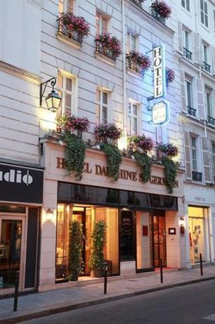 Hotel dauphine saint germain paris compare deals for Hotel saint germain paris