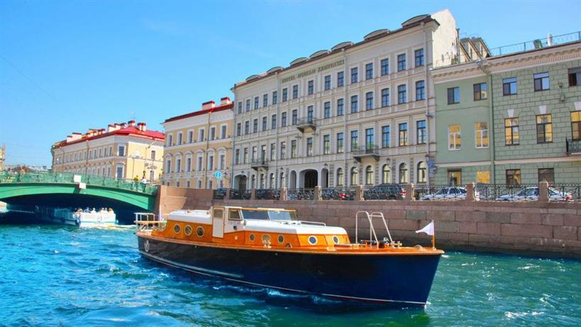 About Kempinski Hotel Moika 22