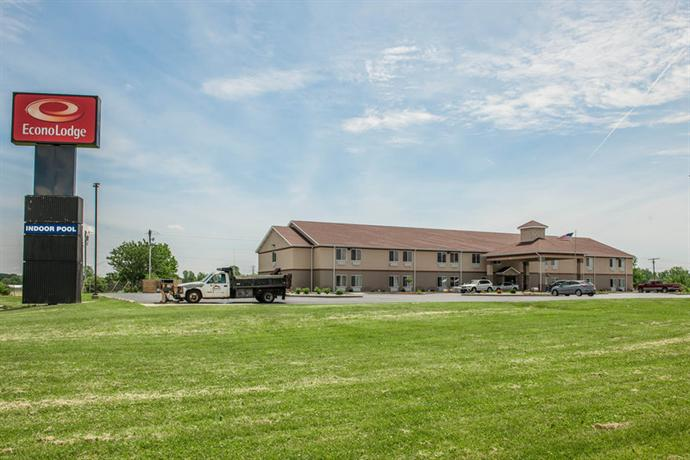Americas Best Value Inn Shelbyville Indiana
