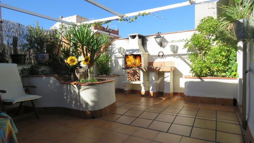 Atico con terraza barbacoa airport barcelona viladecans - Atico terraza barcelona ...