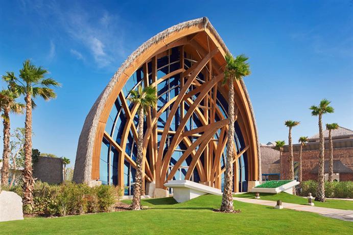 منتجع جزيرة البنانا الدوحة من قبل اننتارا