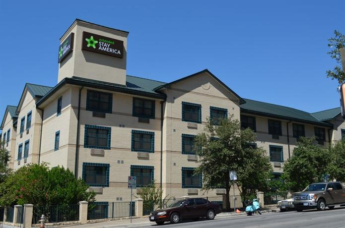 Extended Stay America Austin - Downtown - 6th St