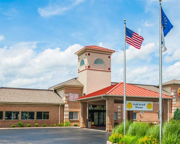 Comfort Inn Edinburgh Indiana