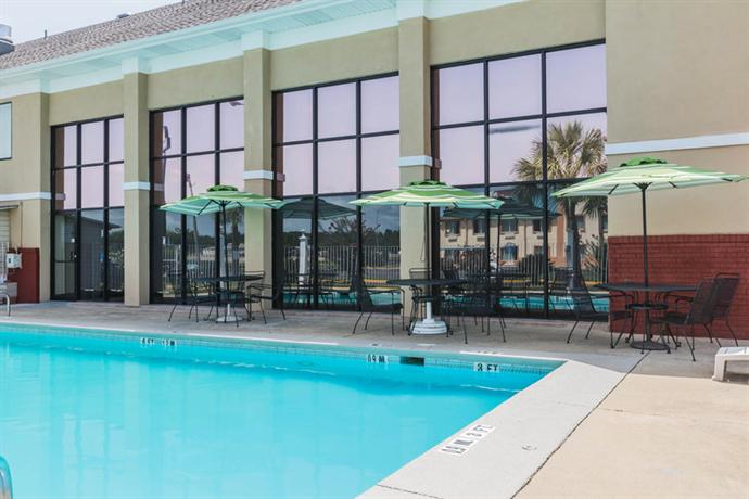 Quality Inn & Suites Montgomery Alabama