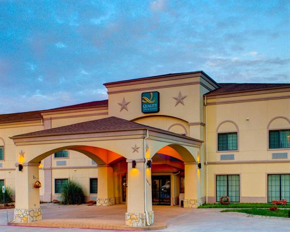 Americas Best Value Inn & Suites Glen Rose