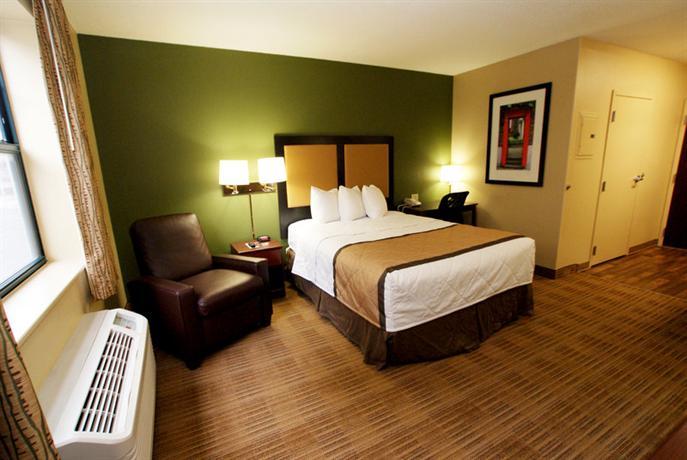 Extended Stay Hotel Nashville Vanderbilt