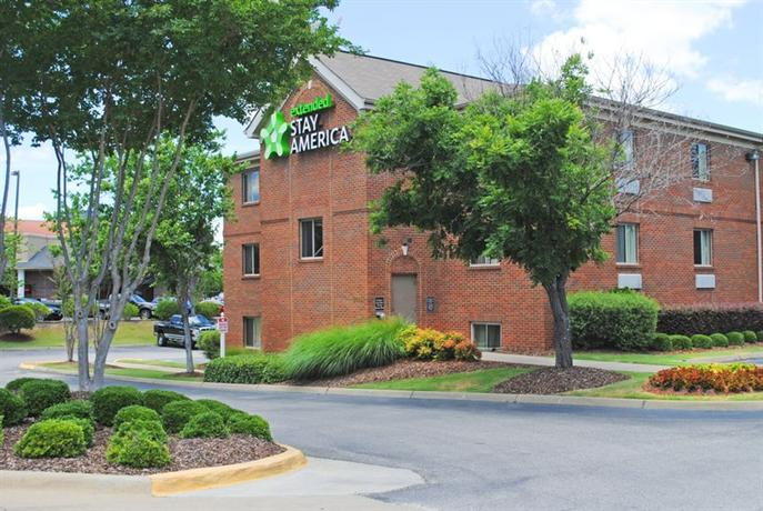 Extended Stay America - Montgomery - Carmichael Rd