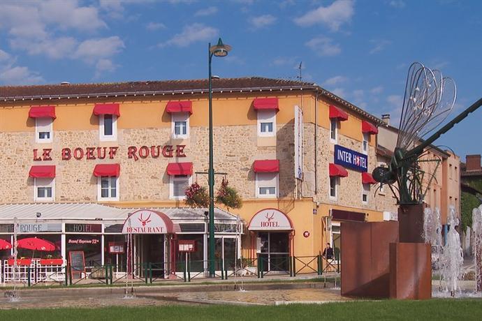 Restaurant Le Boeuf Rouge St Junien