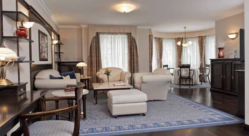 Hotel Villa Weltemuhle Dresden - Compare Deals