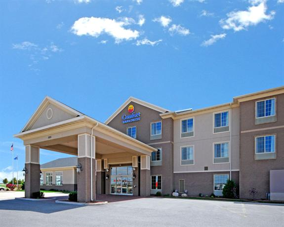 Comfort Inn & Suites DeForest Wisconsin