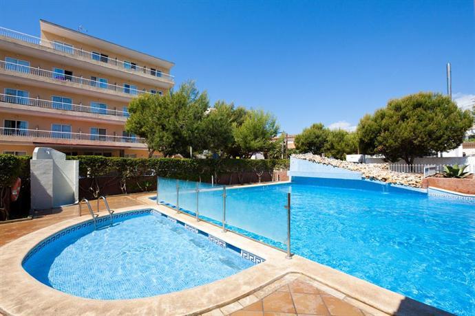 Hotel Iris Palma Palma De Mallorca Die Gunstigsten Angebote