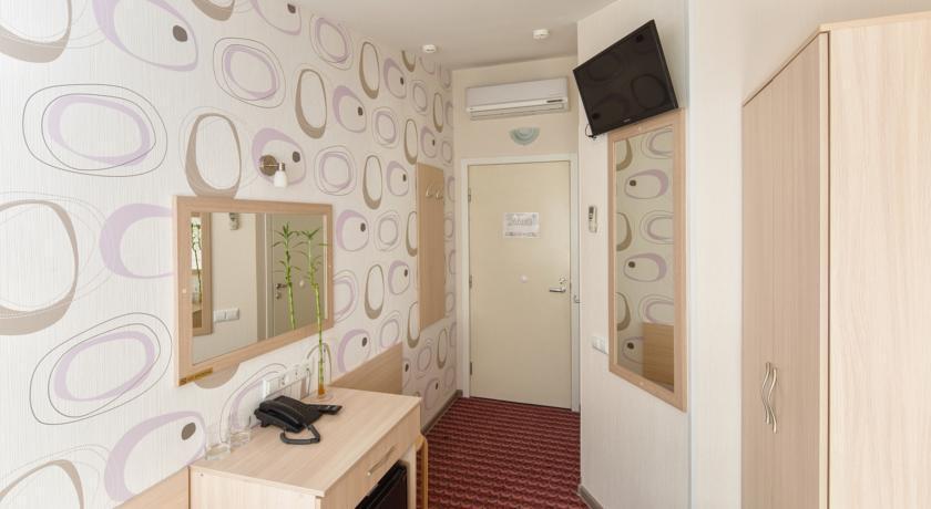 Sky hotel st petersburg sint petersburg vergelijk aanbiedingen - Deco romantische kamer volwassene ...