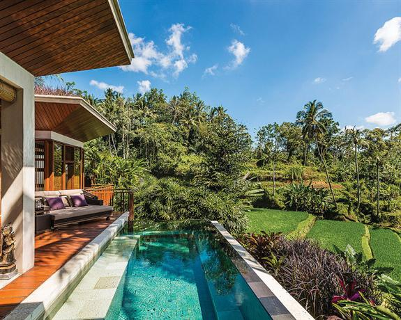 Four seasons resort bali at sayan ubud compare deals for Bali ubud hotel