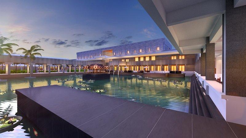 Intercontinental chennai mahabalipuram resort ecr - Resorts in ecr chennai with swimming pool ...