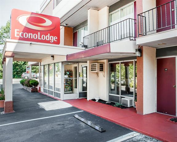 Econo Lodge Stroudsburg