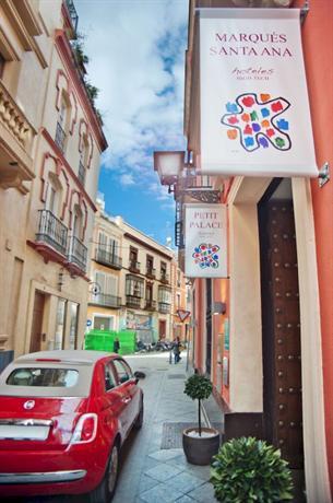 Hotel Petit Palace Marqués de Santa Ana