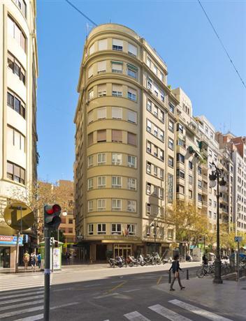 Mediterraneo Hotel Valencia
